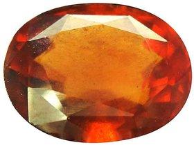 Riddhi Enterprises 7.25 ratti original hessonite stone gomed gemstone saloni stone certified rashi ratna