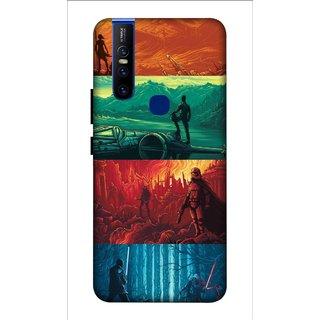 Printed Hard Case/Printed Back Cover for Vivo V15