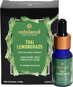 redolance Natural Thai Lemongrass Essential Oil 10ml