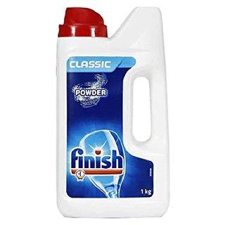 Finish Dishwasher Powder Classic Detergent, 1 Kg