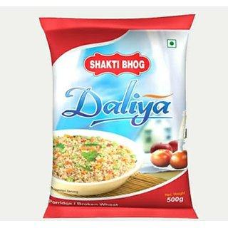 Shakti Bhog Dalia 500G Pack Of 1