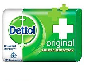 Pack of 4 Dettol Original Soap 4x75GMS