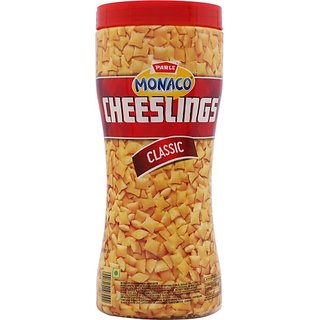 Parle Monaco Classic Cheeslings 300 gm