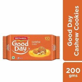 Britannia Good Day Cashew Cookies Biscuits 200 gm