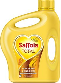 Saffola Total Pro Heart Conscious Blended Oil Can (2 L)