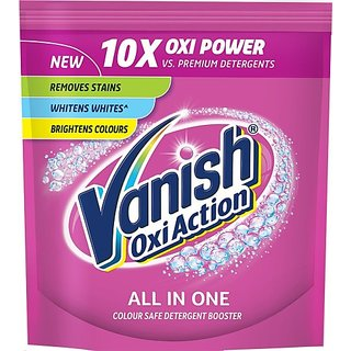 Vanish Oxy Action Powder Stain Remover 400gm