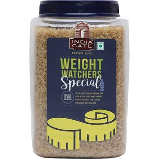 India Gate Weight Watchers Special Brown Rice (1 Kg)