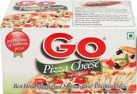 Go Pizza Processed Cheese Spread ( 200gm )