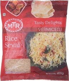 MTR Rice Vermicelli 400gm (Plain)