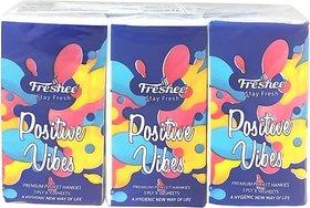 Freshee Premium Pocket Hankies (10 Tissues)