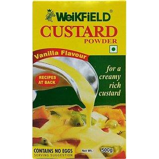Weikfield Custard Powder (500 G)