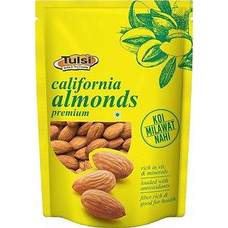 Tulsi Premium California Almonds (200 G)