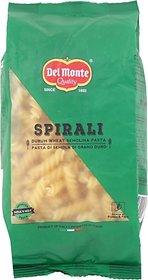 Del Monte Durum Wheat Spirali Pasta (500 G)