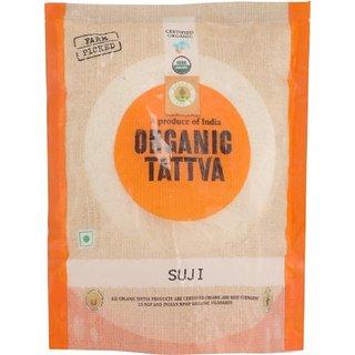 Organic Tattva Suji (500 gm)
