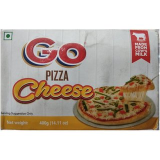 Go Pizza Processed Cheese Spread ( 400gm)