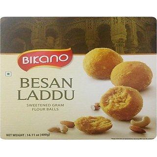 Bikano Besan Laddu Box (400 G)