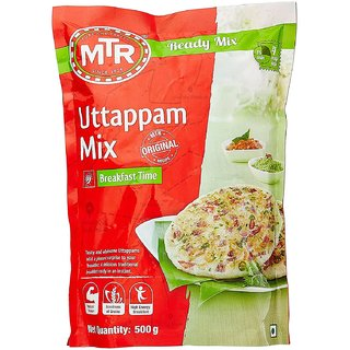 MTR Instant Uttappam Mix in Ready Meals 500 gm
