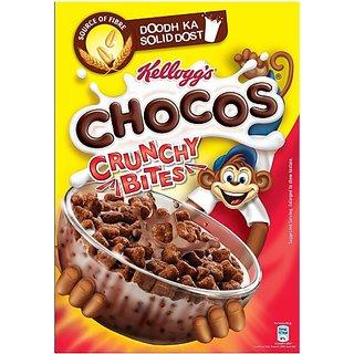 Kellogg's Chocos Crunchy Bites (375 G, Box)