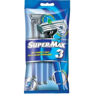 Super Max S 11 - Razor With Cartridges