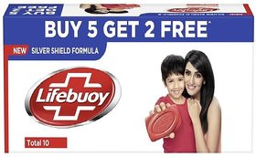 Lifebuoy Daily Care Soap (5 x 125 g)