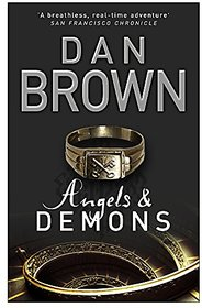 Angels And Demons BY DAN BROWN EBOOK FAST DELIVERY