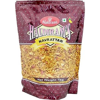Haldiram's Navrattan Mixture, 1 kg