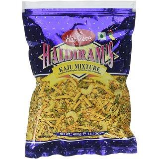 Haldiram's Kaju Mixture Namkeen  (400 G)