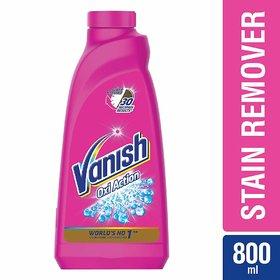 Vanish Oxy Action Stain Remover Liquid, 800 Ml