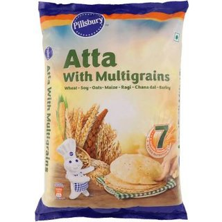 Pillsbury Multigrains 5 kg Atta /wheat flour