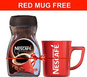 Nescafe with Red mug Instant Coffee (100 g)