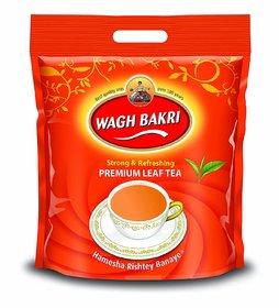 Waghbakri Premium Leaf Tea (1 kg) Pouch