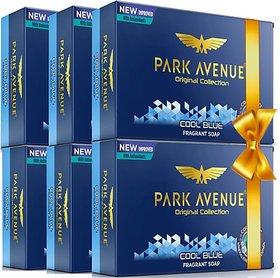 Park Avenue Cool Blue Soap (6 x 125 g)