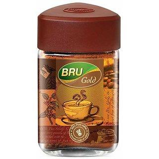 BRU GOLD Instant Coffee (100 g)