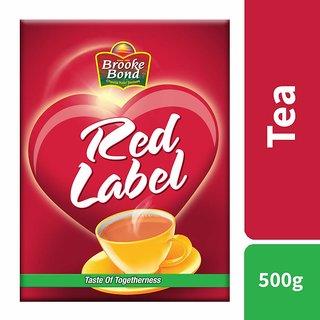 Red Label Tea Box 500 gm