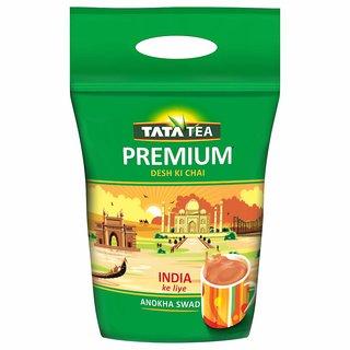 Tata Premium Leaf Tea Pouch (1 kg)
