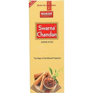 Moksh Swarna Chandan Agarbattis (70 g)