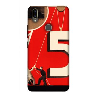 Printed Hard Case/Printed Back Cover for Vivo V9/V9 Pro
