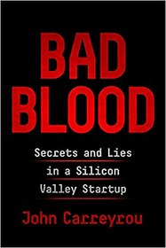 Bad Blood Secrets And Lies In A Silicon Valley Startup BY John Carreyrou EBOOK FAST DELIVERY