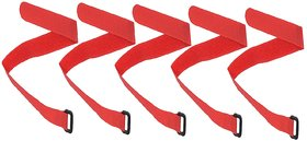 Cable Straps  Cable Ties, 15 inches, Adjustable Multipurpose Hook and Loop Securing Straps for Wire Tie Curtain Marker
