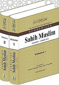 Summarised Sahih Muslim(Set of 2)