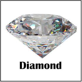 R.K Gems/ Original American Diamond Gemstone