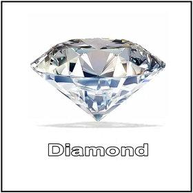 R.K Gems/ Original White  American Diamond Gemstone