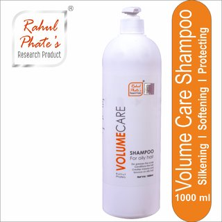 Rahul Phates Volume Care Shampoo for Oily hair 1000 ml