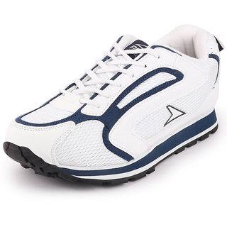 Buy Bata Power Men White Sports Running