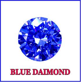 R.K Gems/ Original BLUE Diamond Gemstone (zircon)