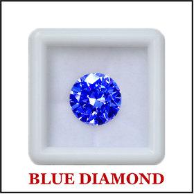 R.K Gems/Original Natural Blue Zircon Gemstone