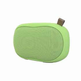 Corseca Sushi 10W Wireless Portable Bluetooth Speaker (Green)