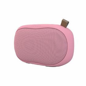 Corseca Sushi 10W Wireless Portable Bluetooth Speaker (Pink)