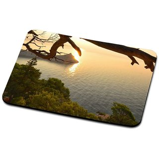 Autoaccessories_deal2018 Mouse Mat,  Rubber Base Mousepad for Laptop Ideal for Gaming(Design0948
