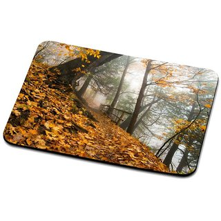 Autoaccessories_deal2018 Mouse Mat,  Rubber Base Mousepad for Laptop Ideal for Gaming(Design0961